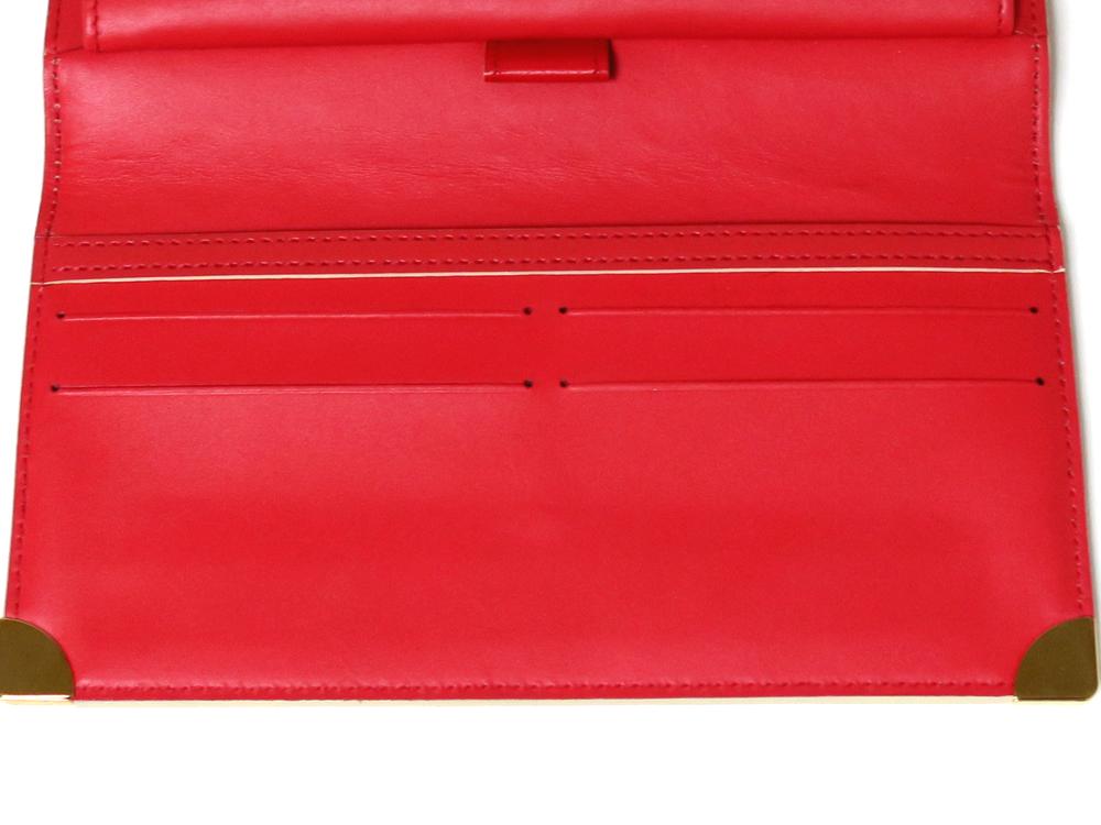 ルイヴィトン スハリ ポルトトレゾール・インターナショナル 長財布 M91881