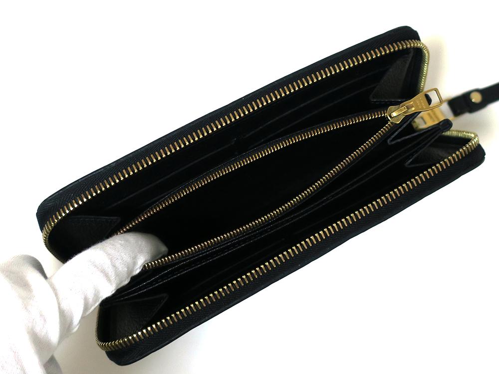 ルイヴィトン モノグラム・アンプラント ジッピー・ウォレット 長財布 M60571