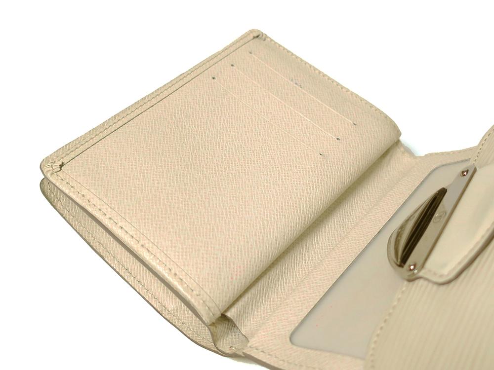 ルイヴィトン エピ ポルトフォイユ・ジョイ 財布 M6658J