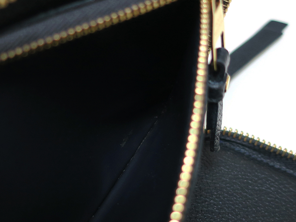 ルイヴィトン モノグラム・アンプラント ポルトフォイユ・スクレット・ロン 長財布 M93435