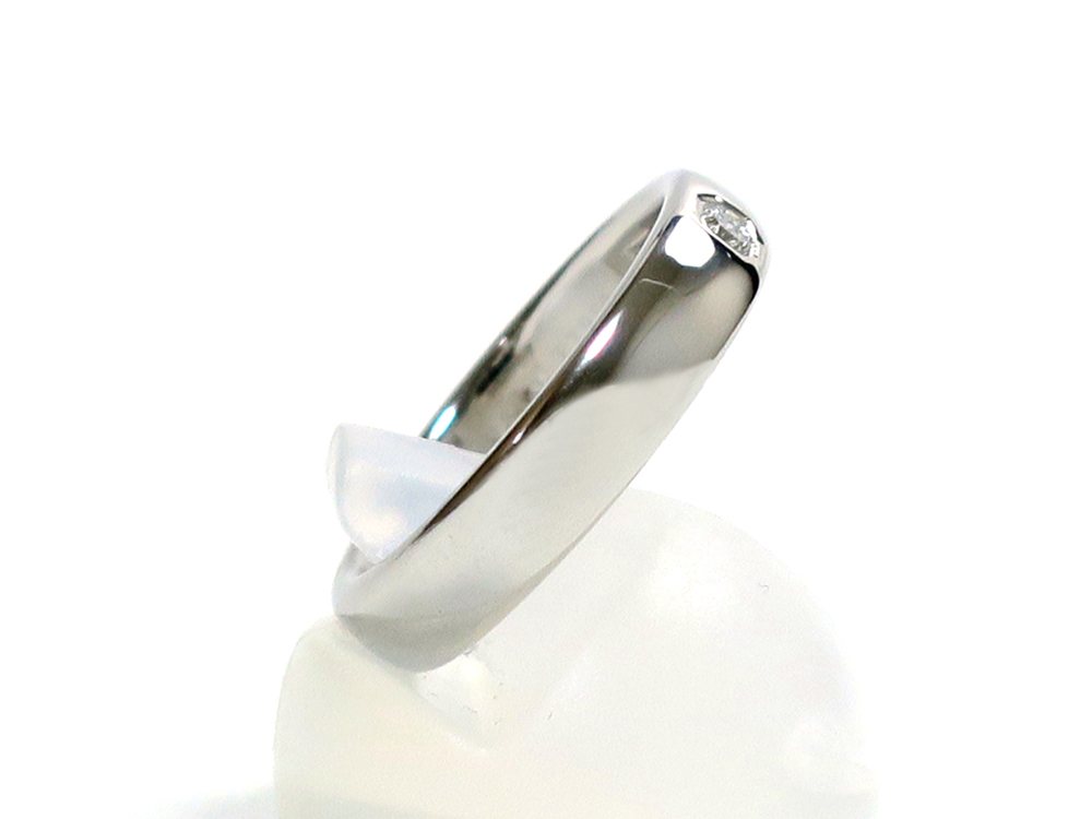 ティファニー ルシダ リング プラチナ 3Pダイヤモンド