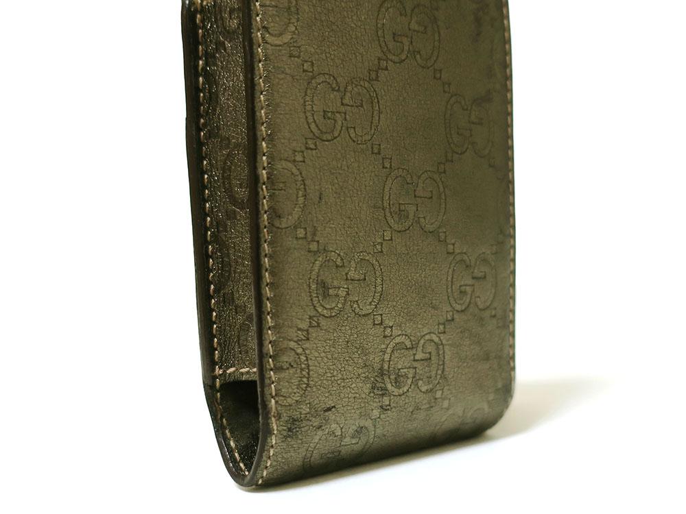 グッチ グッチシマ シガレットケース 181716