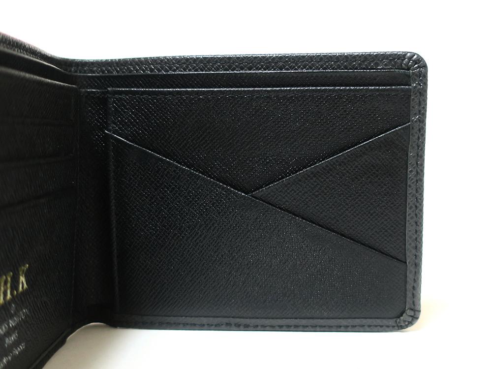 ルイヴィトン タイガ ポルトフォイユ・ミュルティプル 財布 M30952 カード入れ02