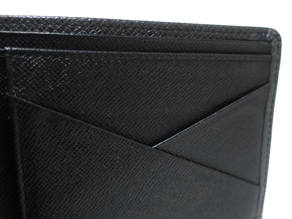 ルイヴィトン タイガ ポルトフォイユ・ミュルティプル 財布 M30952 内側ダメージ02
