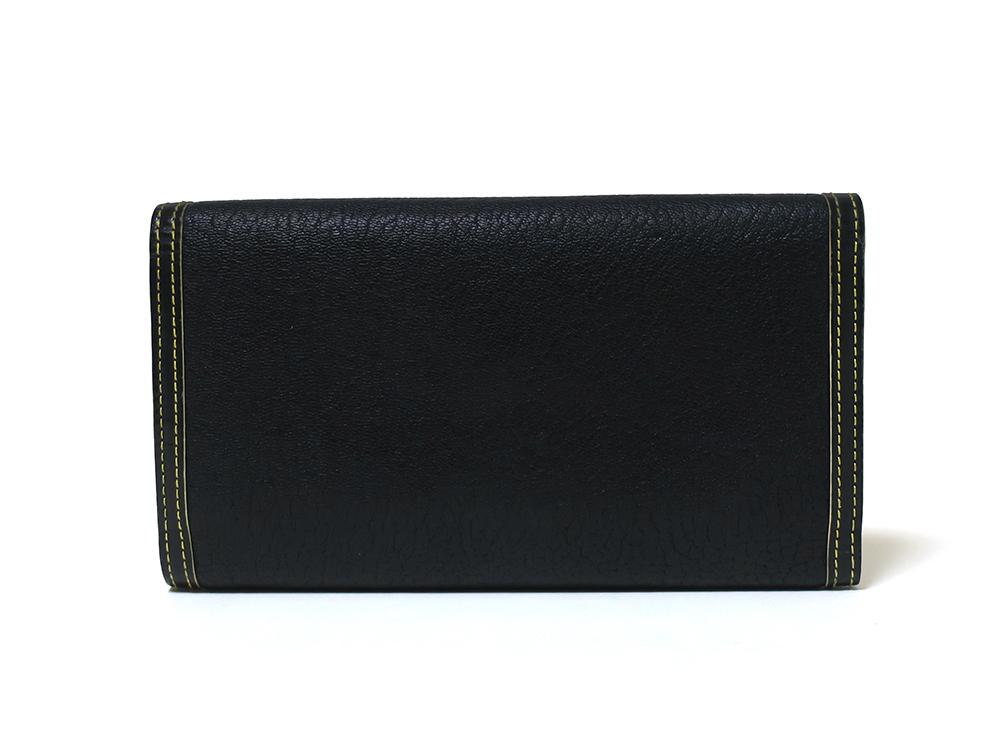 ルイヴィトン スハリ ポルトトレゾール・インターナショナル 長財布 M91836 背面