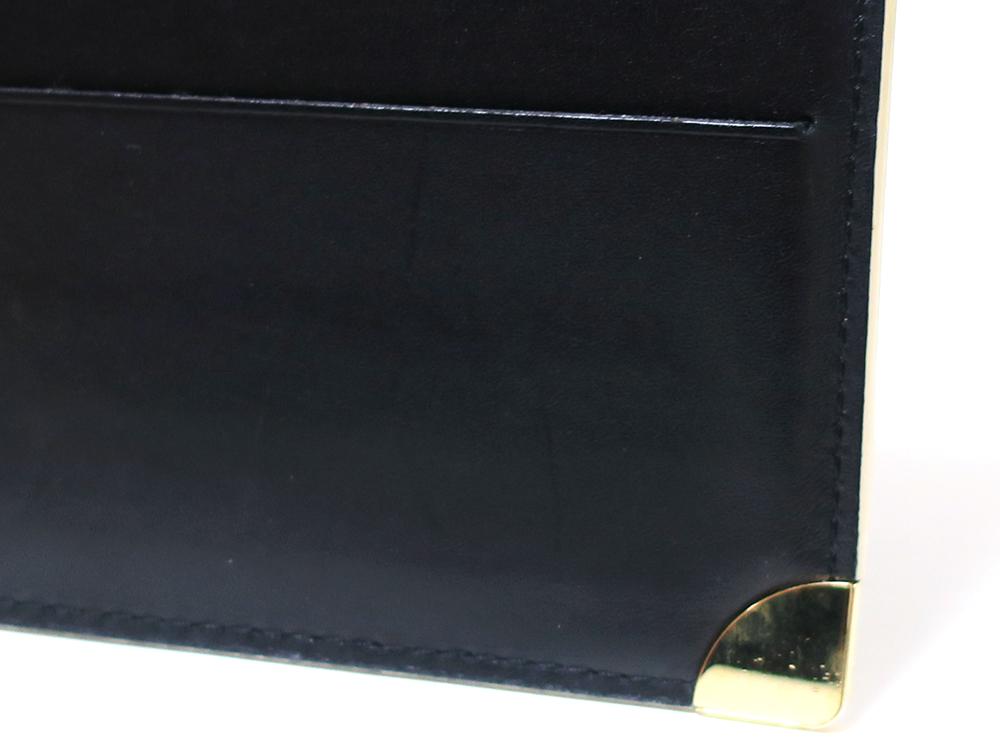 ルイヴィトン スハリ ポルトトレゾール・インターナショナル 長財布 M91836 内側ダメージ01