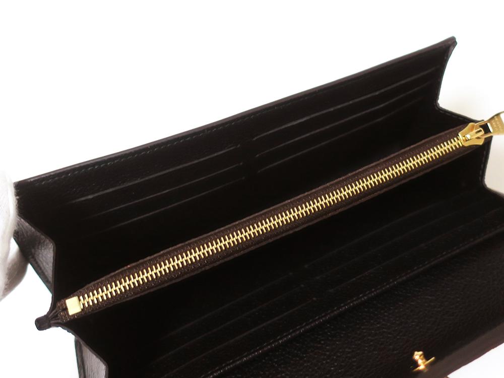 ルイヴィトン モノグラム ポルトフォイユ・ヴィーナス 長財布 M61835 カード入れ02