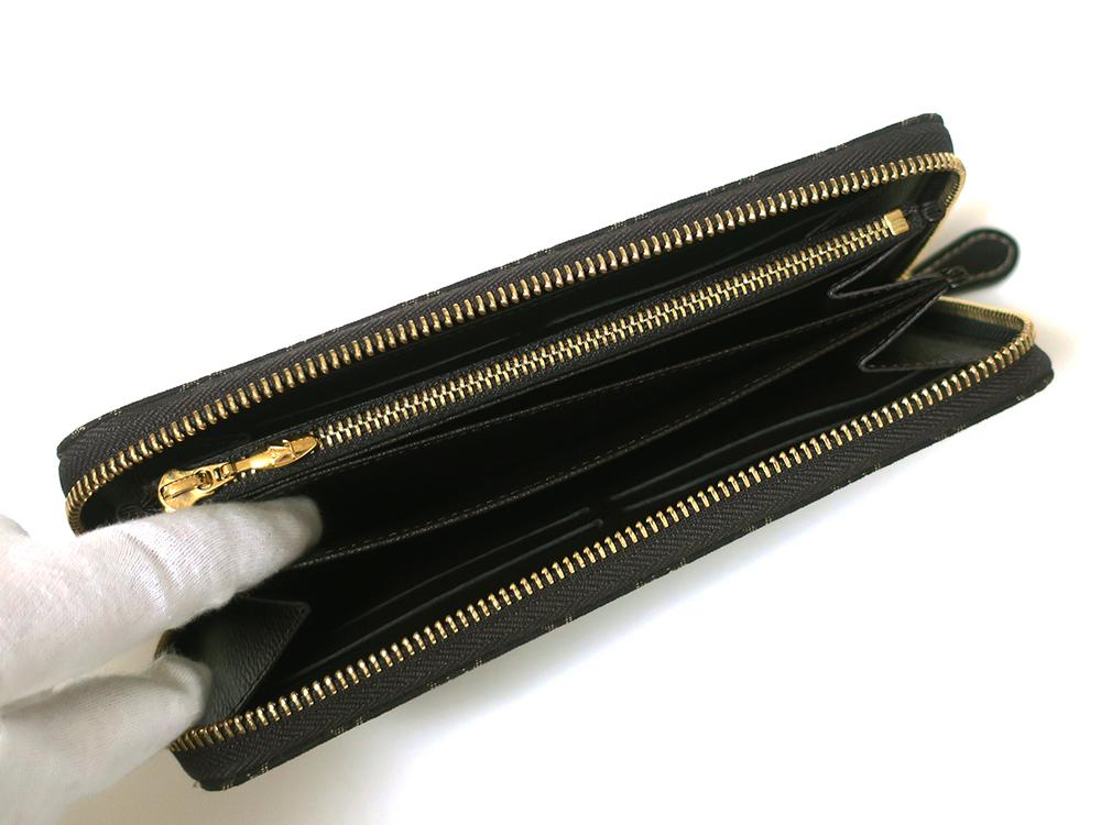 ルイヴィトン モノグラム・イディール ジッピー・ウォレット 長財布 M63009 オープンポケット02
