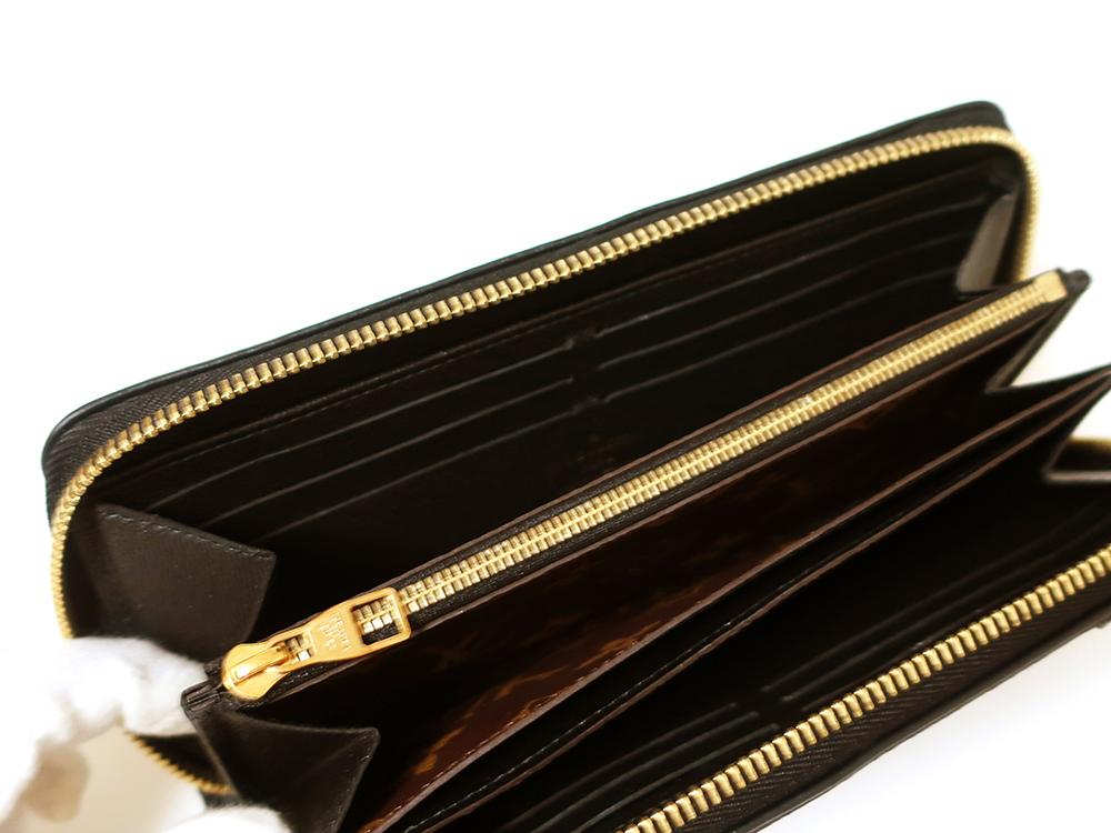 ルイヴィトン モノグラム ジッピー・ウォレット レティーロ 長財布 M61855 カード入れ01