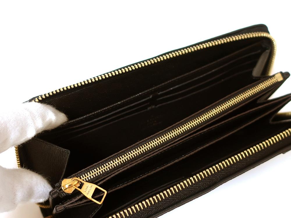 ルイヴィトン モノグラム ジッピー・ウォレット レティーロ 長財布 M61855 オープンポケット01