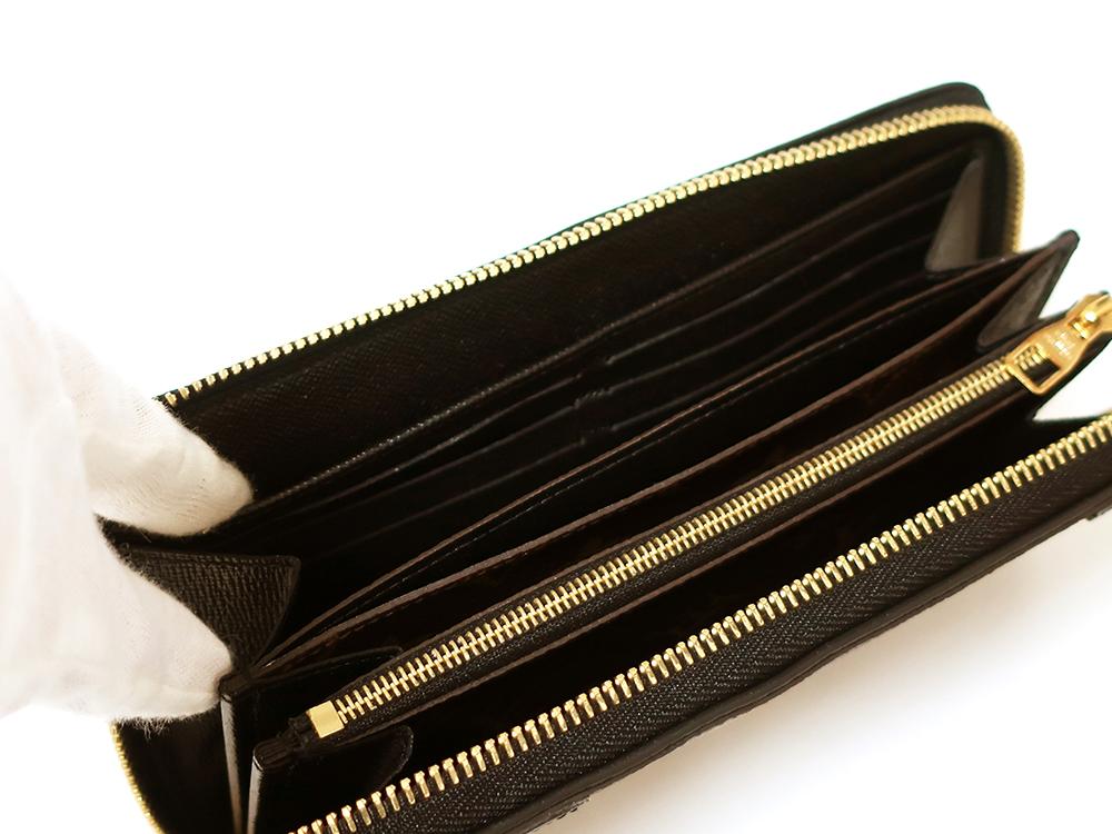 ルイヴィトン モノグラム ジッピー・ウォレット レティーロ 長財布 M61855 オープンポケット03