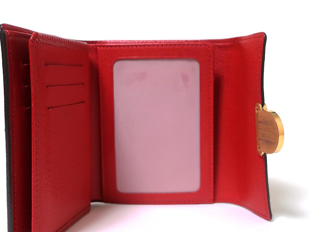 ルイヴィトン ダミエ エベヌ ポルトフォイユ・コアラ 財布 N60005 Bランク 内面02