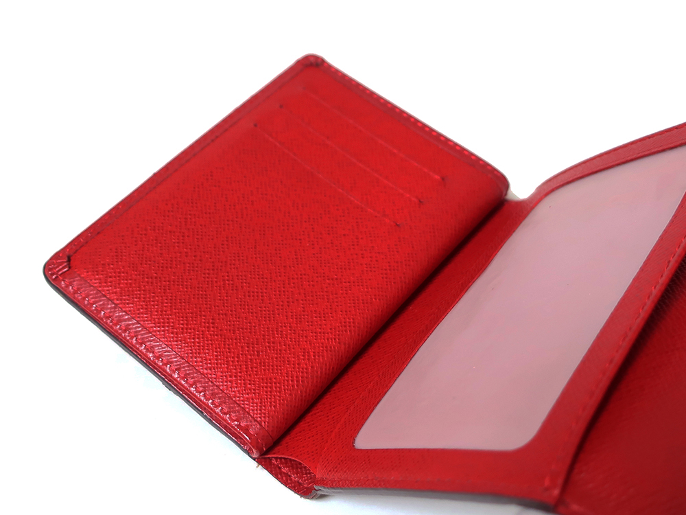 ルイヴィトン ダミエ エベヌ ポルトフォイユ・コアラ 財布 N60005 Bランク オープンポケット01