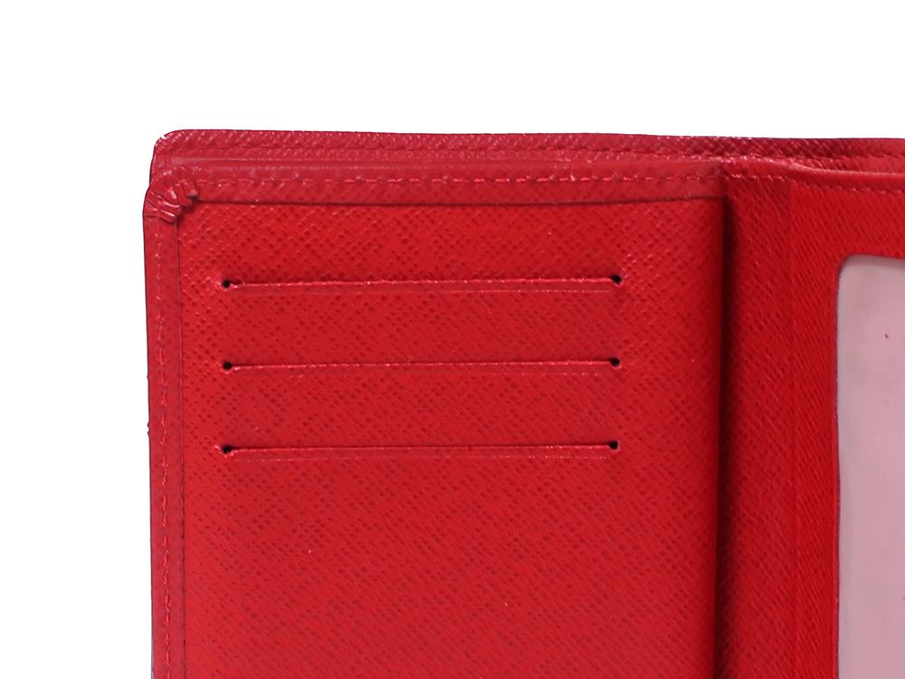 ルイヴィトン ダミエ エベヌ ポルトフォイユ・コアラ 財布 N60005 Bランク カード入れ01