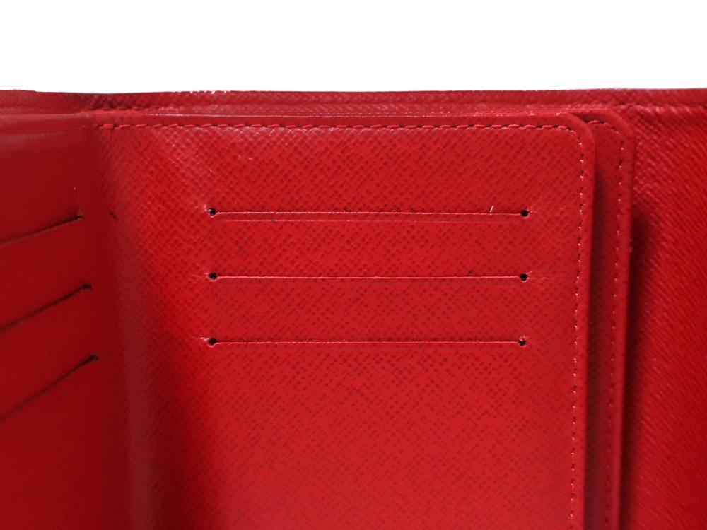 ルイヴィトン ダミエ エベヌ ポルトフォイユ・コアラ 財布 N60005 Bランク カード入れ03