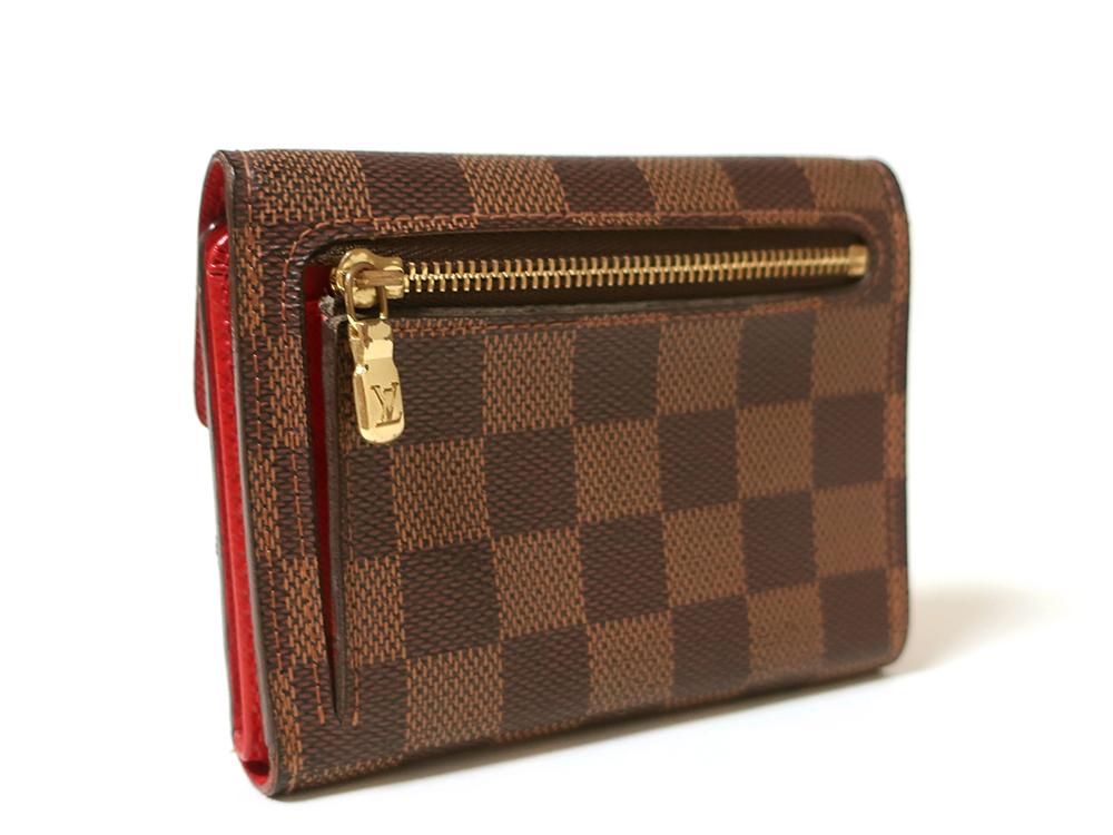 ルイヴィトン ダミエ エベヌ ポルトフォイユ・コアラ 財布 N60005 Bランク 小銭入れ01