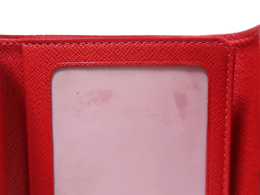 ルイヴィトン ダミエ エベヌ ポルトフォイユ・コアラ 財布 N60005 Bランク 内側ダメージ01