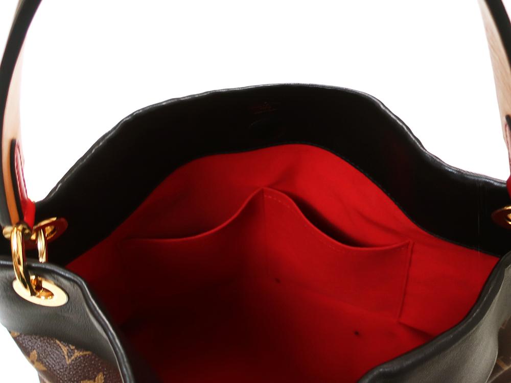 ルイヴィトン モノグラム テュイルリーホーボー M43154  オープンポケット01
