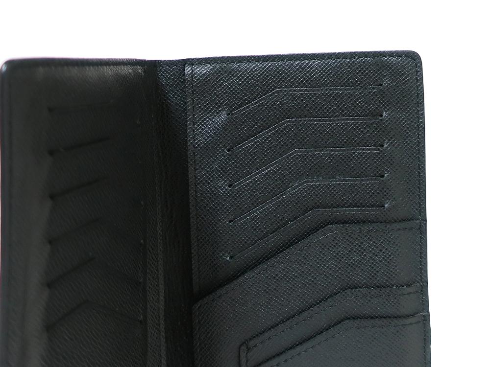 ルイヴィトン タイガ ポルトフォイユ・ロン 長財布 M32662 カード入れ02