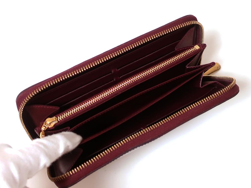 ルイヴィトン モノグラム・ヴェルニ ジッピー・ウォレット 長財布 M93575 Bランク オープンポケット02