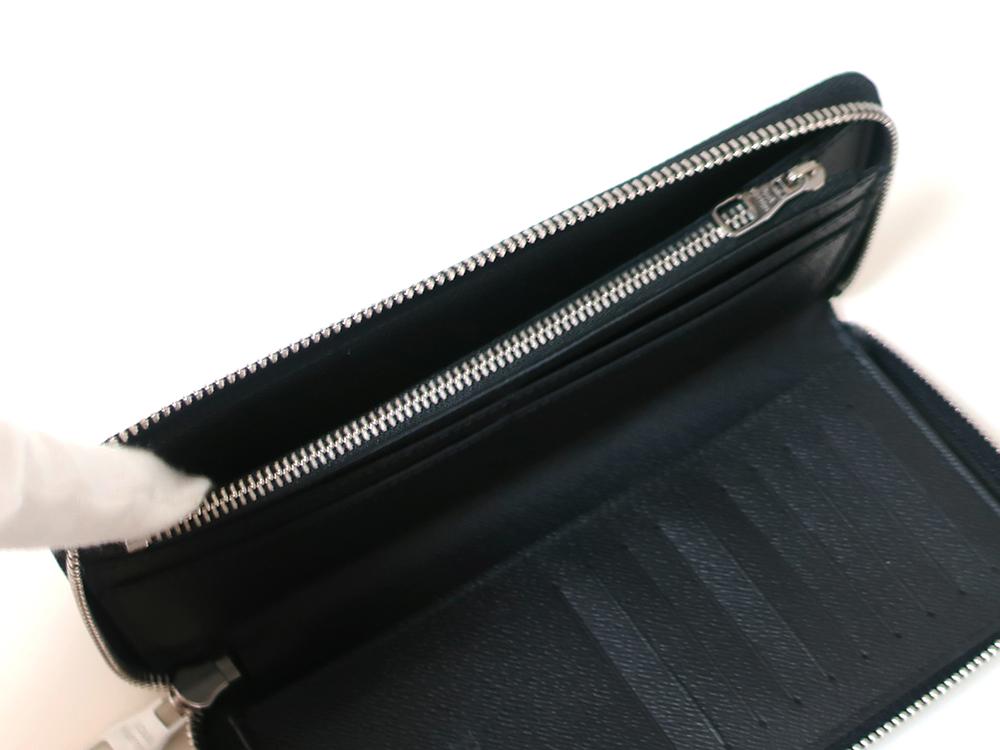 ルイヴィトン エピ ジッピーウォレット・ヴェルティカル 長財布 M60965 オープンポケット01