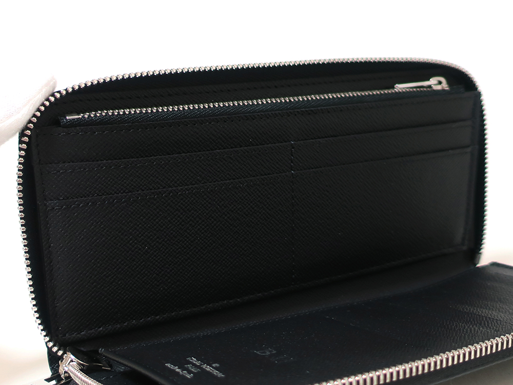 ルイヴィトン エピ ジッピーウォレット・ヴェルティカル 長財布 M60965 カード入れ01