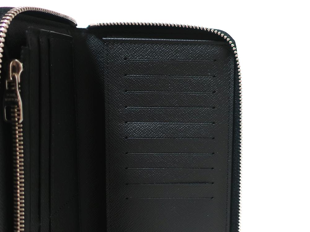 ルイヴィトン エピ ジッピーウォレット・ヴェルティカル 長財布 M60965 カード入れ02