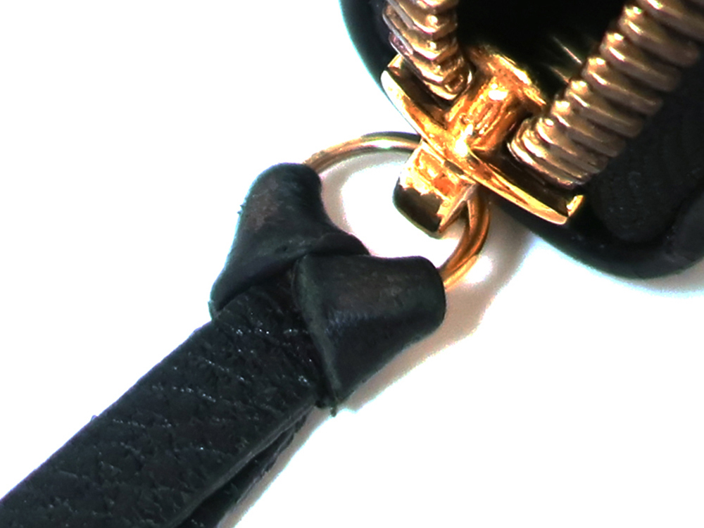 ルイヴィトン モノグラム・アンプラント ポルトフォイユ・クレマンス 長財布 M60171 外側ダメージ03