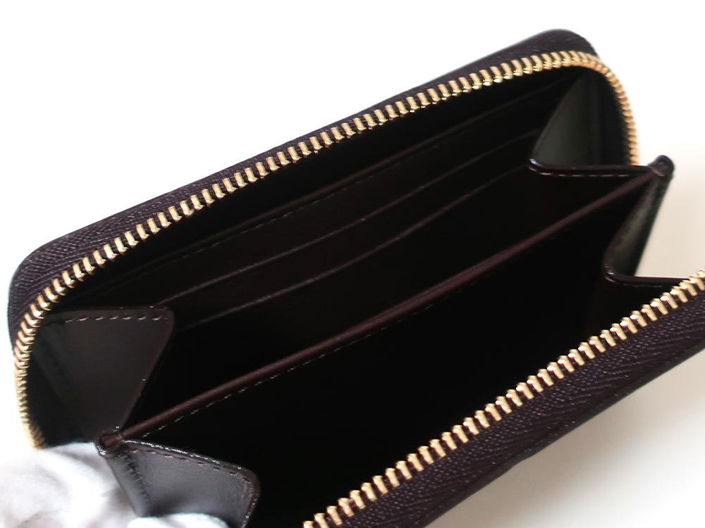 ルイヴィトン モノグラム・ヴェルニ ジッピー・コインパース コインケース M63607 カード入れ02