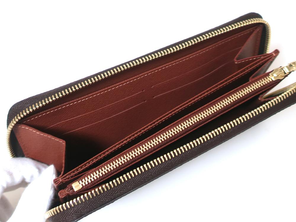 ルイヴィトン モノグラム ジッピー・ウォレット 長財布 M60017 カード入れ02