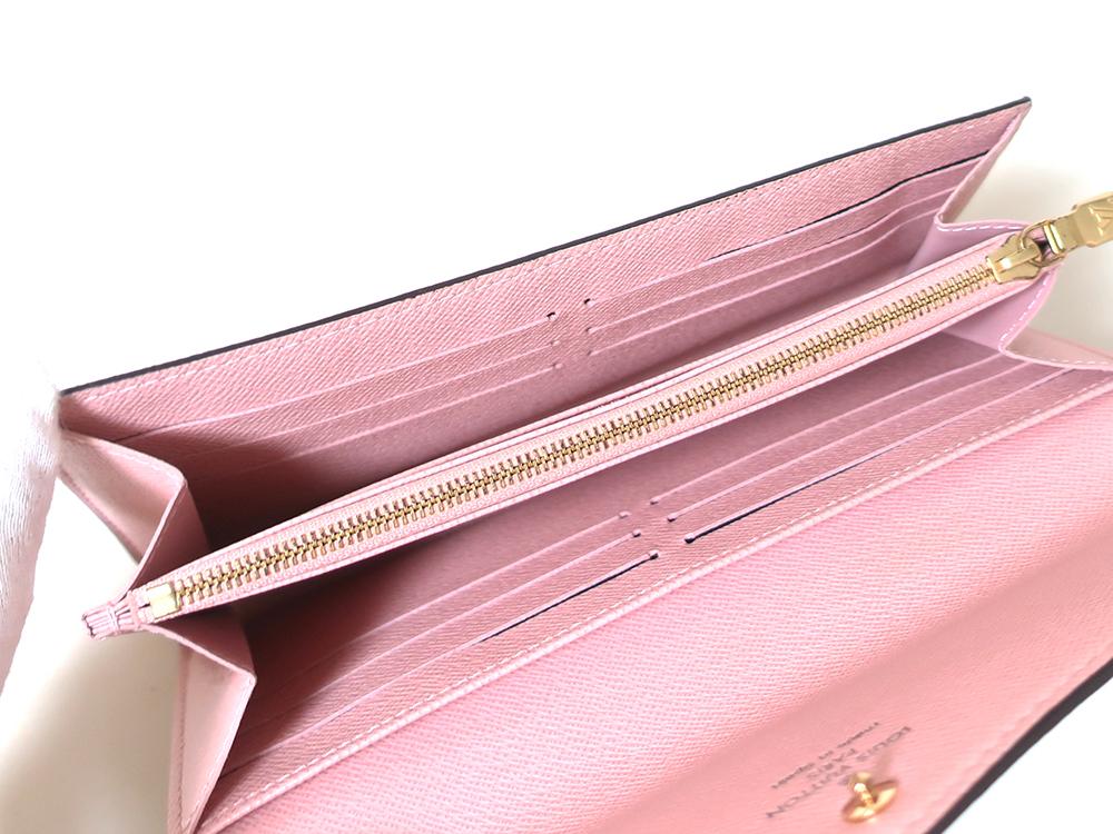 ルイヴィトン モノグラム ポルトフォイユ・サラ 長財布 M62235 カード入れ02