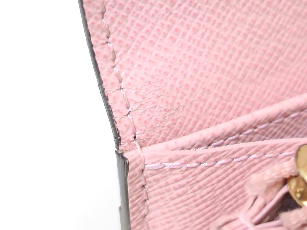 ルイヴィトン モノグラム ポルトフォイユ・サラ 長財布 M62235 内側ダメージ01