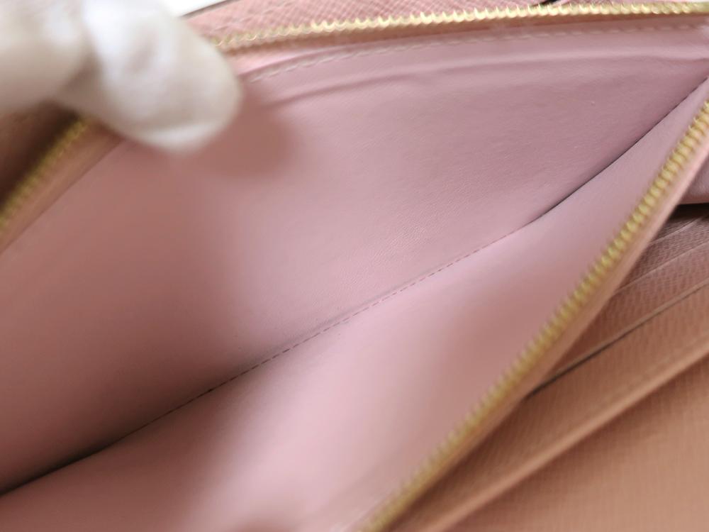 ルイヴィトン モノグラム ポルトフォイユ・サラ 長財布 M62235 内側ダメージ04