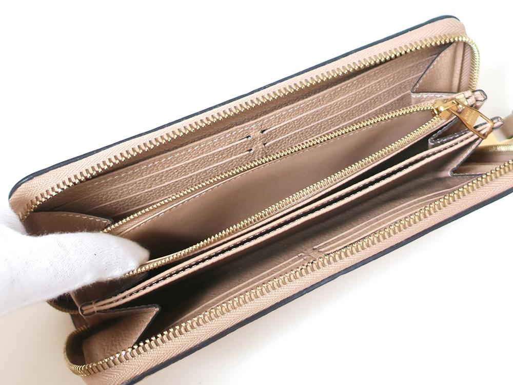 ルイヴィトン モノグラム・アンプラント ジッピー・ウォレット 長財布 M61866 SP2136 小銭入れ