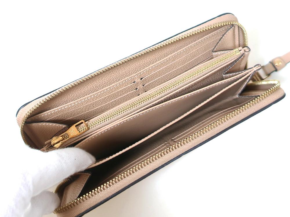 ルイヴィトン モノグラム・アンプラント ジッピー・ウォレット 長財布 M61866 SP2136 オープンポケット02