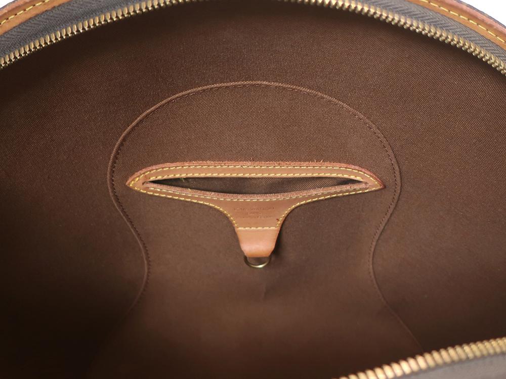 ルイヴィトン モノグラム エリプスPM M51127 オープンポケット