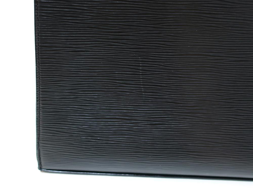 ルイヴィトン エピ クロワゼットPM M52492 外側ダメージ03